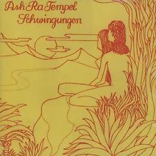 CD NEUF - ASH RA TEMPEL - SCHWINGUNGEN / Edition import Japon avec OBI - C2