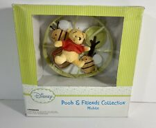 Disney Pooh & Friends Collection Mobile Winnie The Pooh Nursery Baby Crib Plush