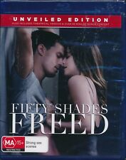 Fifty Shades Freed Blu-ray Bluray NEW Region B