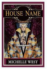 House Name by Michelle West HC new