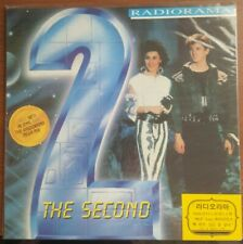 RADIORAMA - THE SECOND (1988 VINYL, L.P., RECORD) KOREA IMPORT / INCLUDE YETI
