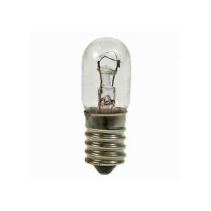 24V 15W E14 Screw in Light Bulb 16mm X 45mm (Pack of 5)