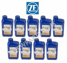Audi BMW Jaguar Porsche VW Land Rover 9 Liters Auto Trans Fluid ZF LIFEGUARD 5