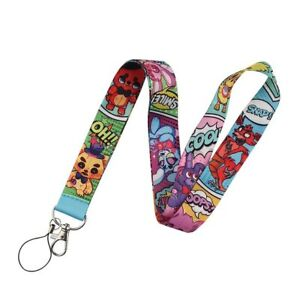 Five Nights at Freddy's ID Badge Holder Neck Strap Lanyard Video Game Characters