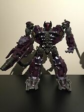 Transformers Dark of the Moon DOTM Shockwave complete