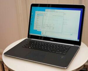 Dell XPS 15 9530 Laptop PC Intel i7-4702HQ 16GB RAM 240GB SSD 1TB HDD Win10