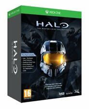 Halo the Master Chief Collection édition limitée (XBOX One) TOUT NEUF COLLECTORS