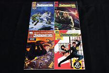 Shadowmasters #4 Punisher Origins Lawlis Potts Heath VFNM Marvel Comics Jan 1990