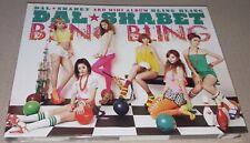 DAL SHABET DALSHABET BLING BLING 3RD MINI ALBUM K-POP CD + PHOTOCARD SEALED