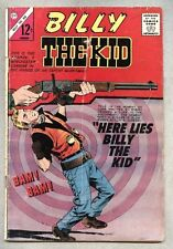 Billy The Kid #48-1965 vg- Charlton Western Mastroserio