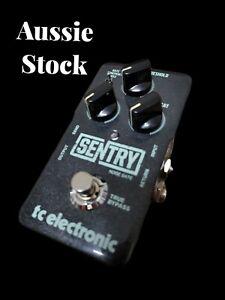 TC Electronic Sentry Noise gate pedal
