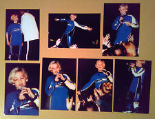 4x6 Photo Lot~ Pop Singer AARON CARTER ~LIVE In Concert ~Younger years ~CS