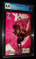X-MEN ORIGINS: GAMBIT #1 2009 Marvel Comics CGC 6.0 FN White Pages
