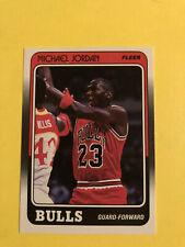 1988-89 Fleer Set Break # 17 Michael Jordan NM-MT OR BETTER?
