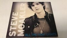 Signed By Artist Steve Moakler - All the faint Light (CD) Very Good