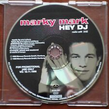 Marky Mark ‎– Hey DJ (Radio Edit)  Mercury ‎beats 001  CD Promo
