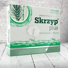 Olimp Equisetum Plus Hair and Nails - Skrzyp Polny 30 Caps With The Org.box