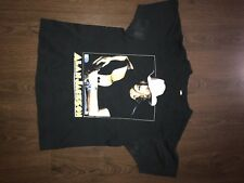 Rare New Vintage Alan Jackson 1991 Don't Rock The Jukebox Black T-Shirt Size L