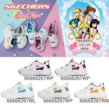 Skechers D lites aireado 2.0 X Paquete Sailor Moon Zapatos para mujeres estilo de vida papá elige 1