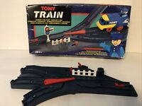 Tomy Train Automatic 3-Way Points BOXED Vintage