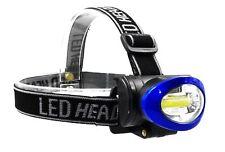 Torcia Testa TeKone BL139 Led Frontale Lampada Cob 5w Luce Pesca Campeggio hsb