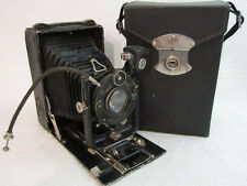 ICA MAXIMAR 207/1 Antique 1914-1926 Germany Folding 9x12cm Camera for Repairing