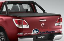 Mazda BT50 TONNEAU COVER SOFT Sports Bar Type 2011-2015 D/C GENUINE UP1D-AC-ST