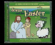 Jesus and Easter Children's CD for Kids New B-5-1