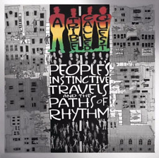 A TRIBE CALLED QUEST – People's Instinctive Travels And The Paths Of Rhythm LP