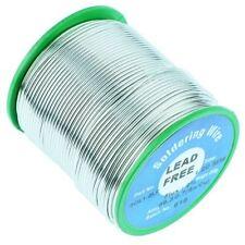 1.2mm Lead Free Solder Wire 18SWG 500g