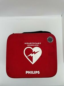 Philips Heartstart Onsite HS1 AED M5066A NEW BATTERY, expired Padz