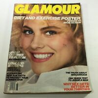 VTG Glamour Magazine: June 1981 - Carole Kurzin Newsstand/No Label