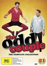 The Odd Couple Complete Collection (Season 1-5 + the Movie) NEW R4 DVD
