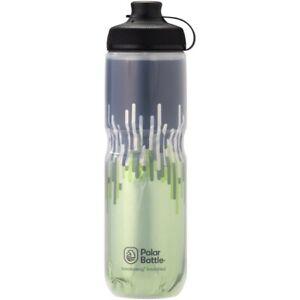 Polar Bottle Breakaway Muck Insulated Water Bottle Moss Green 24oz