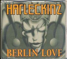 Harleckinz-BERLIN Love 2 TRK CD MAXI 1999