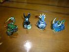 Lot de figurines Skylanders Activision + Pokémon Nintendo