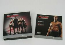 Beachbody LesMills PUMP Fitness 10 DVD Disc Set + Les Mills Core