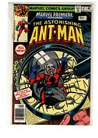 Marvel Premiere 47 in 8.0 VF 1st Scott Lang Ant Man! B@@yah! FREE SHIPPING!