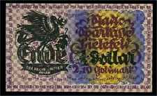 2,1Goldmark 1923 Aushilfsschein siehe Beschreibung (103964)