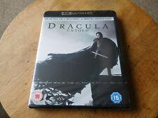 Dracula Untold [2014] (4K Ultra HD + Blu-ray) NEW AND SEALED