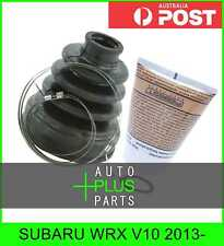 Fits SUBARU WRX V10 2013- - Boot Inner Cv Joint Kit 69x89x20.2