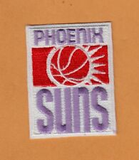 OLD PHOENIX SUNS 2 1/2 inch JERSEY JACKET POLO SHIRT PATCH IRON ON UNSOLD STOCK