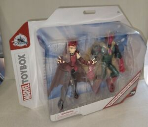 """Disney Marvel ToyBox Wanda SCARLET WITCH / VISION 5.5"""" Figures FAST SHIPPING!"""