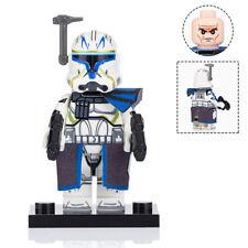 Captain Rex - Star Wars Lego Moc Minifigure Gift For Kids