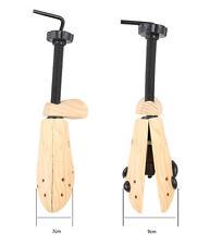 2.8 pulgadas Wooden Horma Zapato-siguiente Hombre de zapatos Madera NUEVO