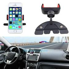 Universal 360° Rotation CD Slot Car Mount Holder Stand Cradle for Cell Phone GPS