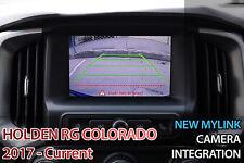 Holden Colorado RG 2017 - current LS LT MyLink Tray Reverse Camera retrofit Kit