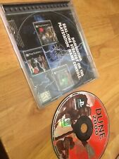 Playstation 1 PS1 Dune 2000