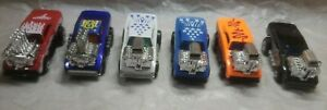 Vintage Matchbox Cosmic Blues Red Rider Pi-Eyed Piper 1972 Lot of 6 Diecast Cars