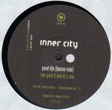 "12"" EU**INNER CITY - GOOD LIFE (BUENA VIDA) REMIXES (PIAS '99 / PROMO)***11589"